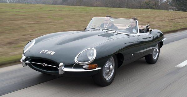 Jaguar E – ikona automobilizma