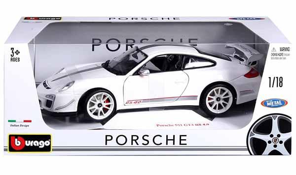 Porsche 911 (997) GT3 RS 4.0