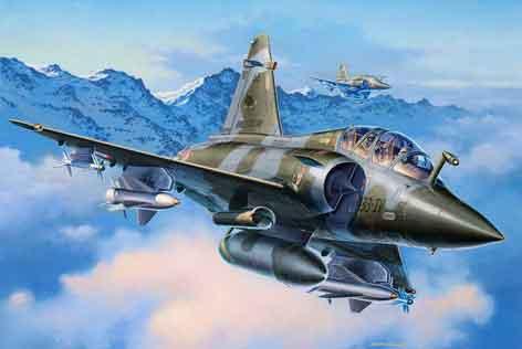 Mirage 2000 – elegantni delta lovac