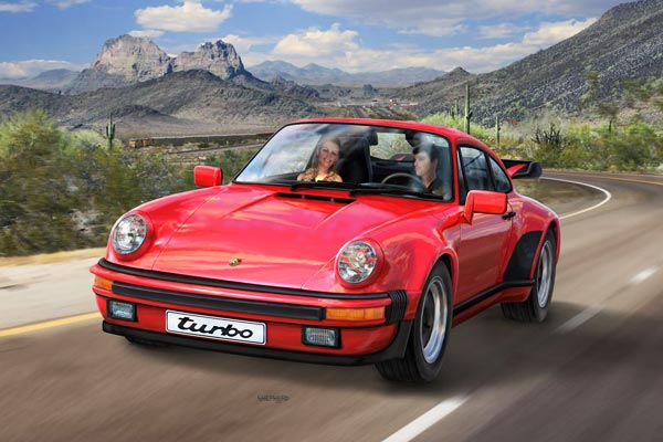 Porsche 911 Turbo (930 iz 1974.)