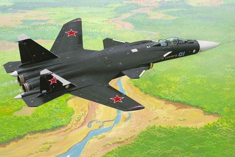 Suhoj S-37/Su-47 Berkut