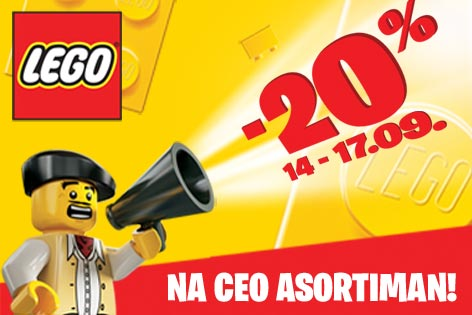LEGO septembar u Dexy Co Kids-u!