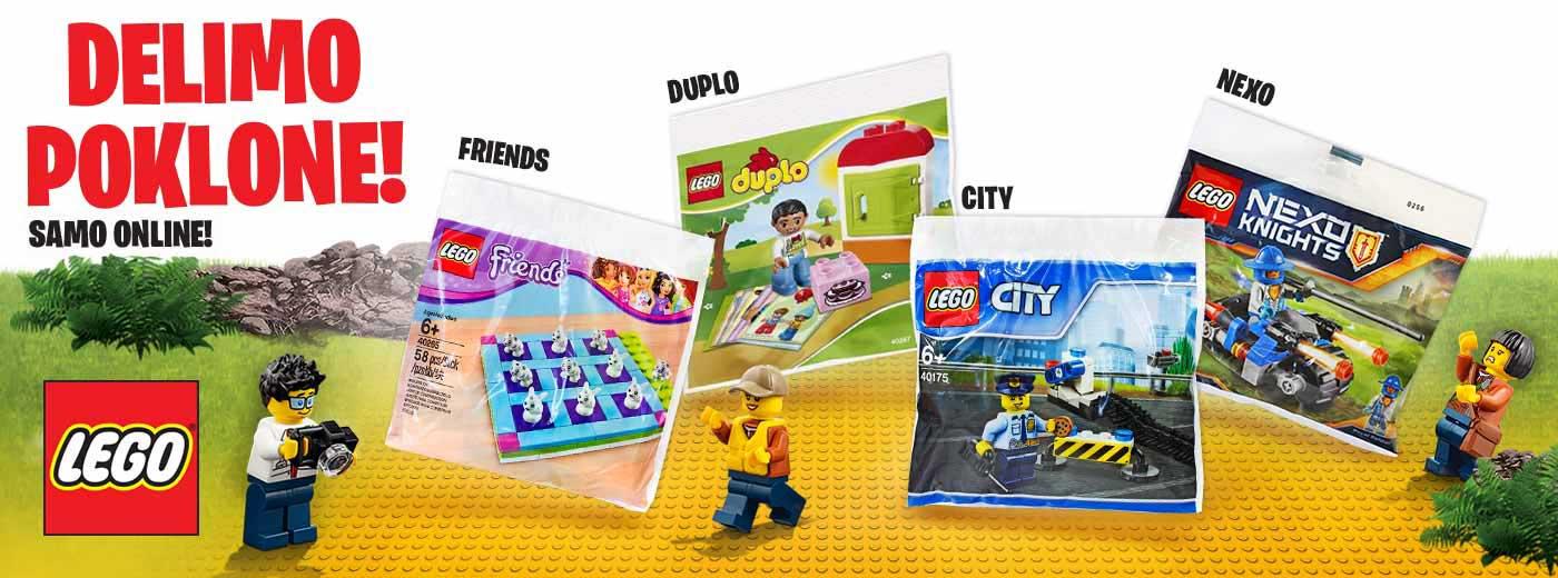 LEGO pokloni