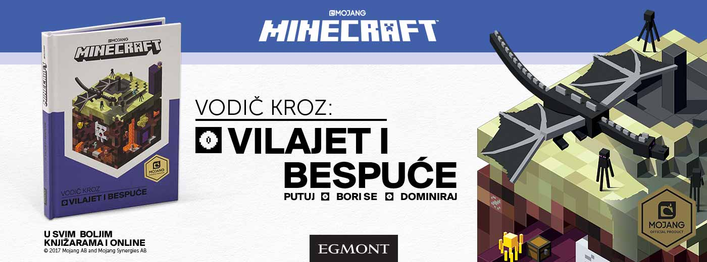 Minecraft kroz vilajet i bespuće