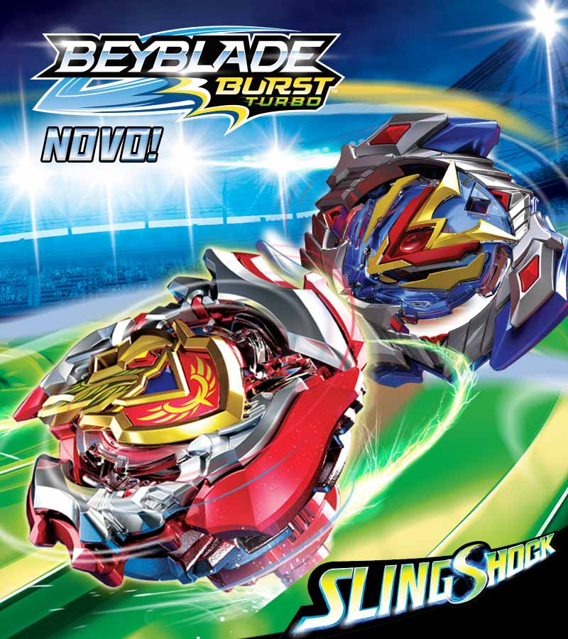 BEYBLADE TURBO