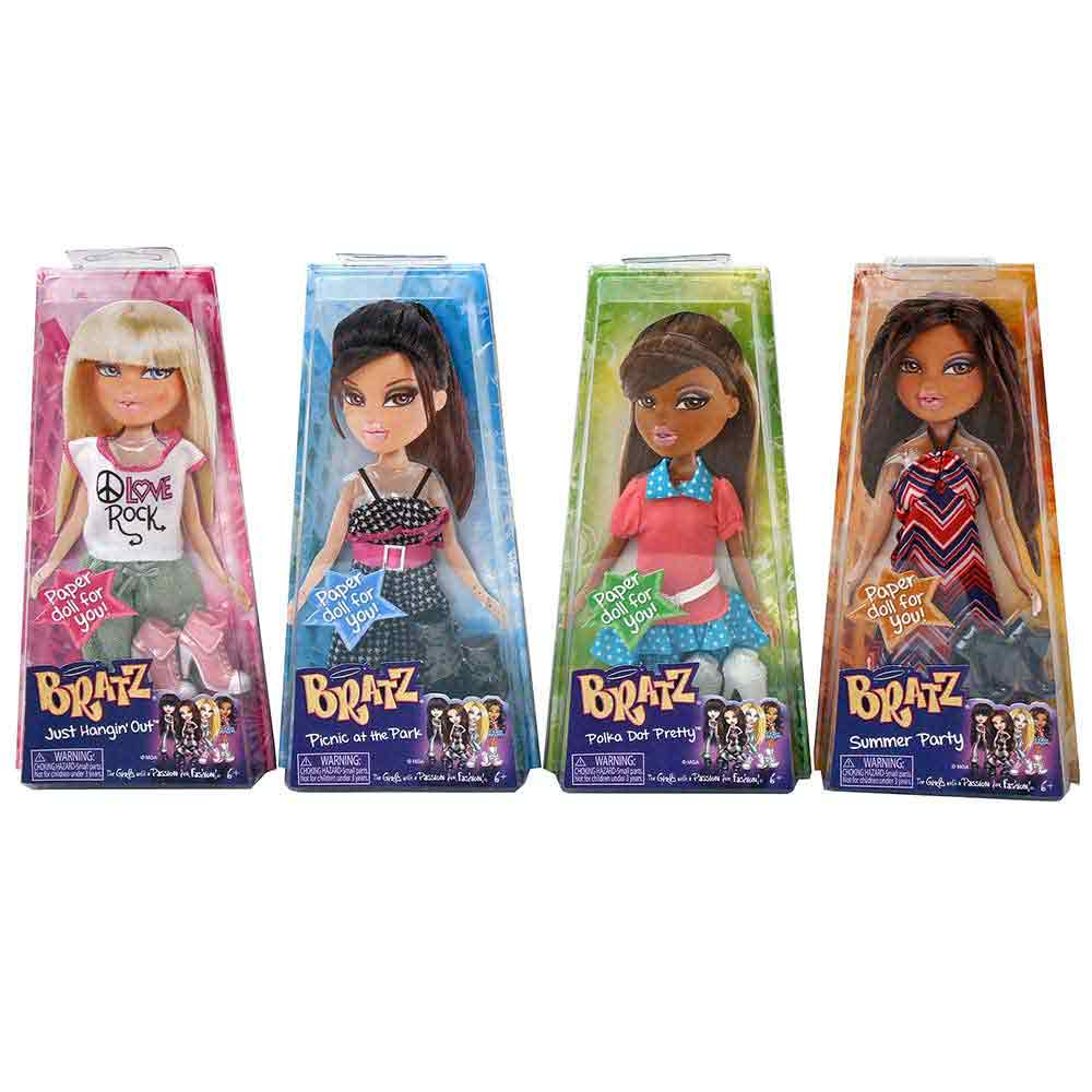 BRATZ FASHION PACK GARDEROBA