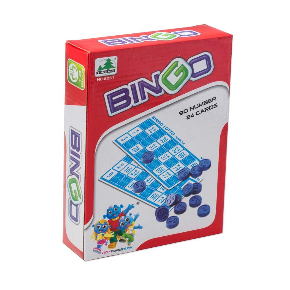 BEST LUCK IGRA 24 CARD BINGO