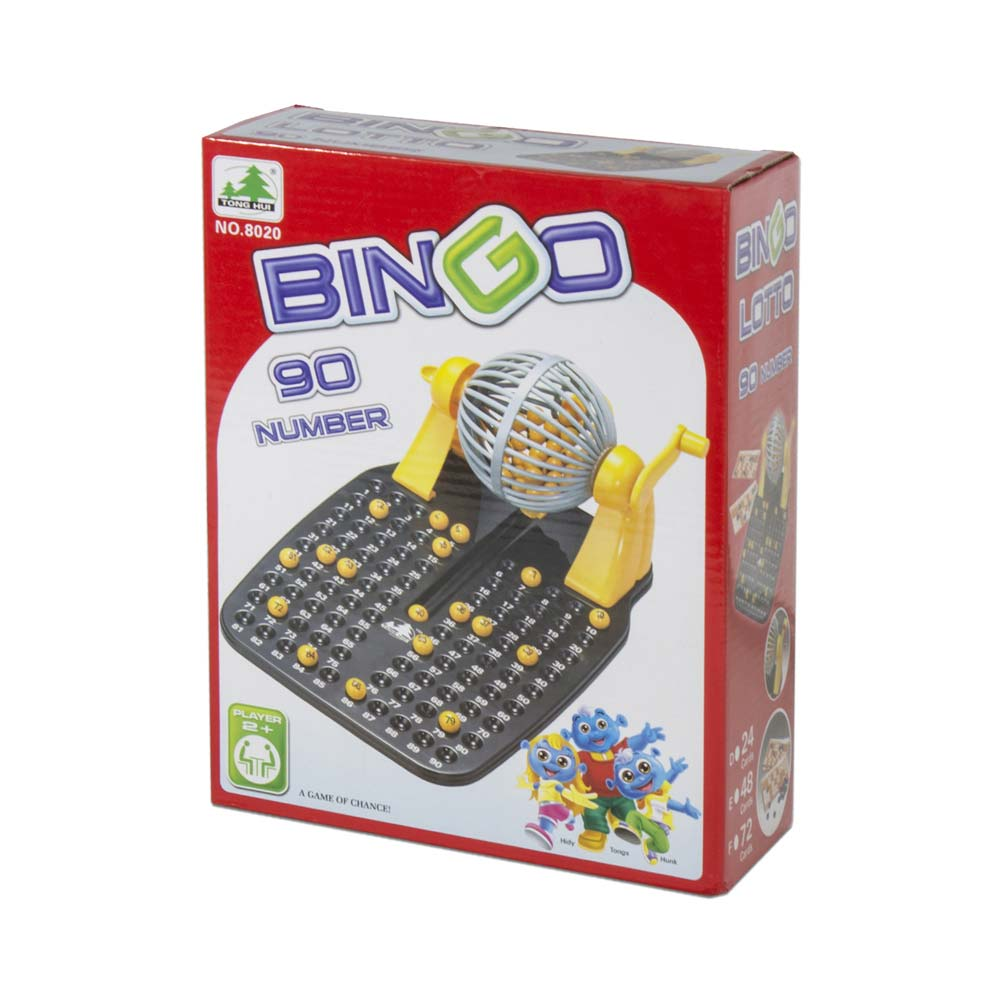 BEST LUCK MINI IGRA BINGO
