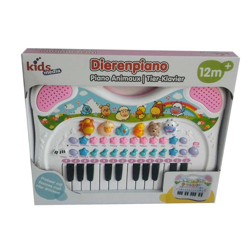 BABY MUZICKA FARMA-PIANO 0001