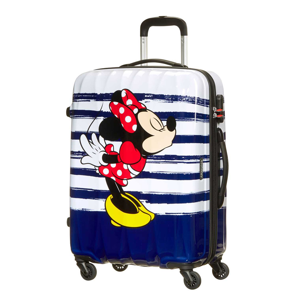 AMERICAN TOURISTER KOFER DISNEY LEGENDS-SPINNER 65/24 ALFATWIST