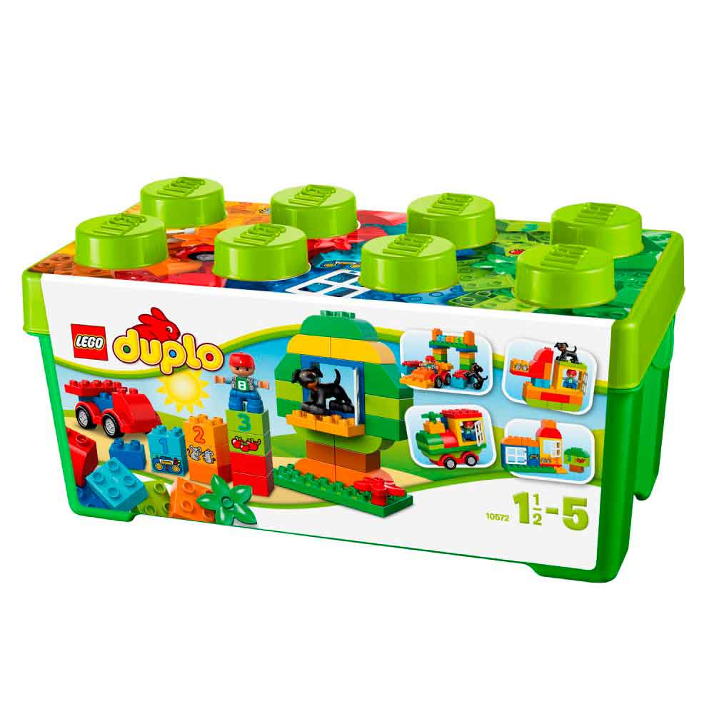 LEGO DUPLO ALL IN ONE BOX
