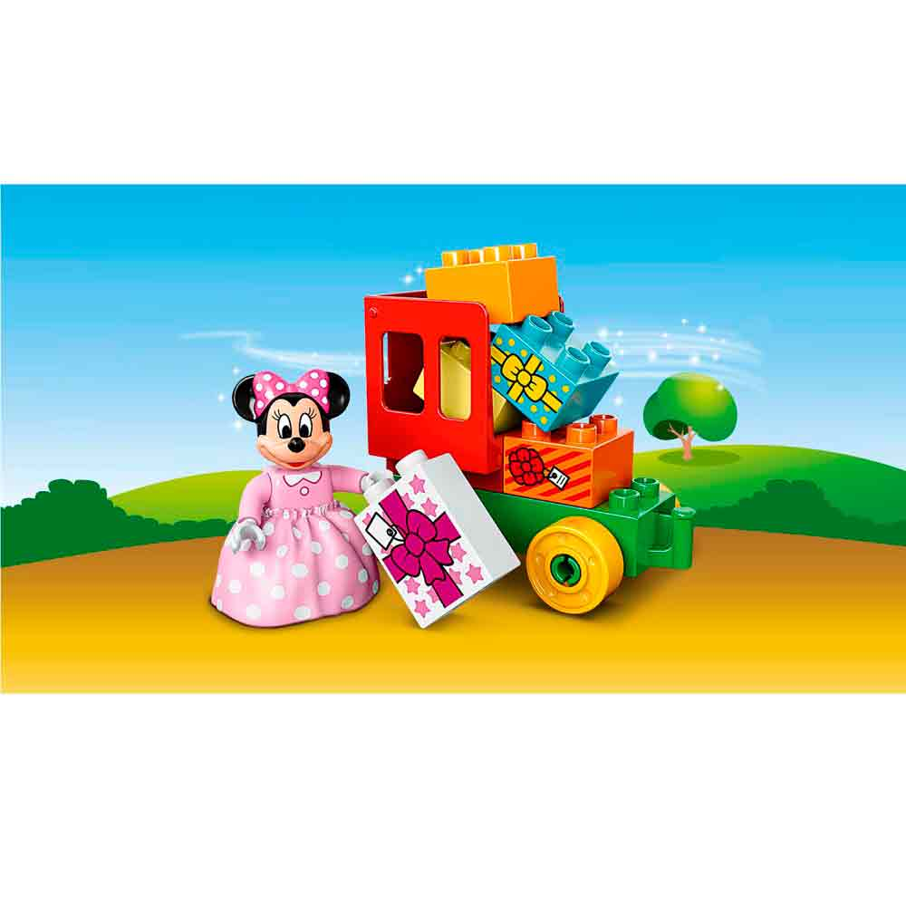LEGO DUPLO MICKEY AND MINNIE BIRTHDAY PARTY