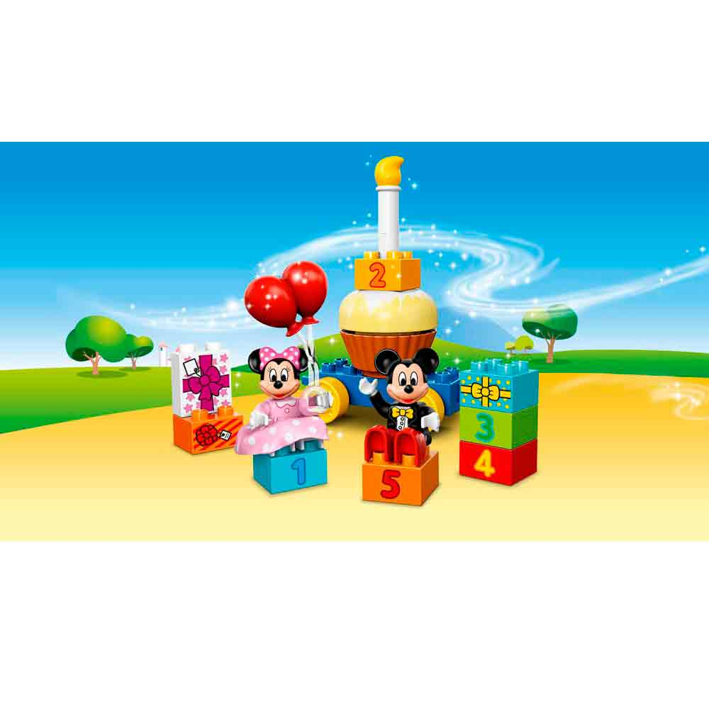 DUPLO MICKEY AND MINNIE BIRTHDAY PARTY