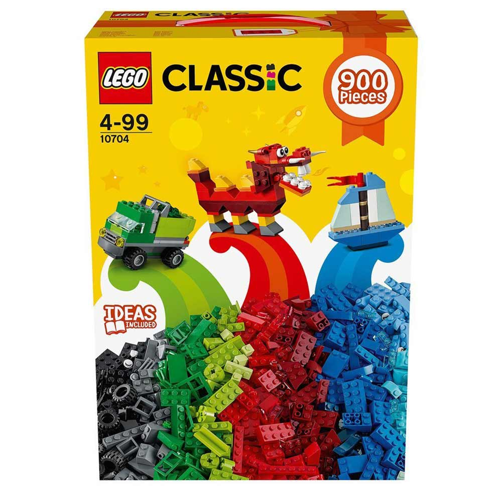 LEGO CLASSIC CREATIVE BOX