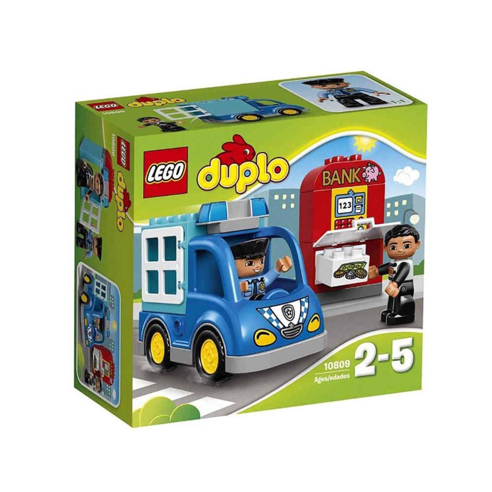 LEGO DUPLO TOWN POLICE PATROL
