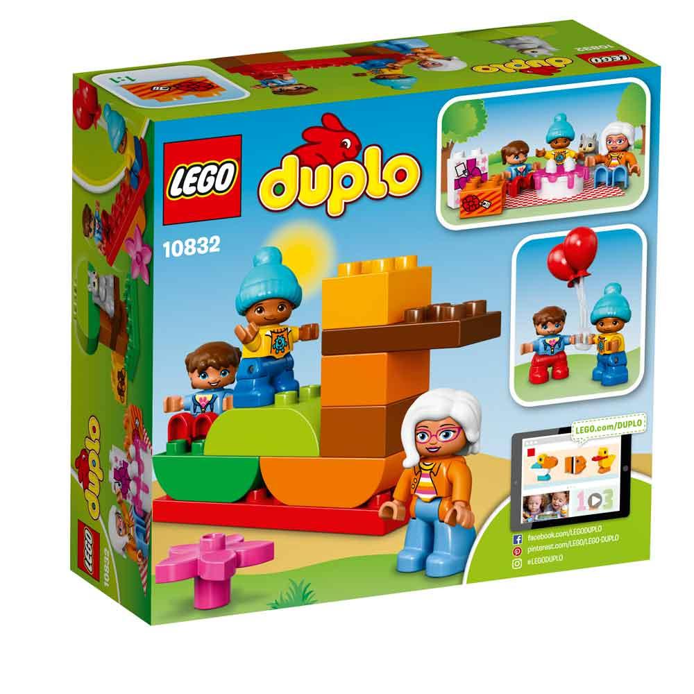 LEGO DUPLO BIRTHDAY PICNIC