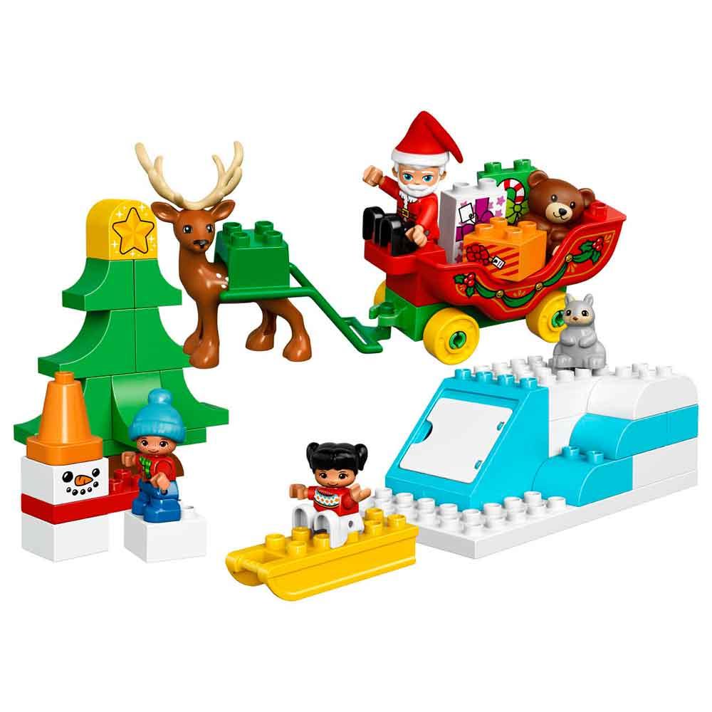 LEGO DUPLO SANTAS WINTER HOLIDAY