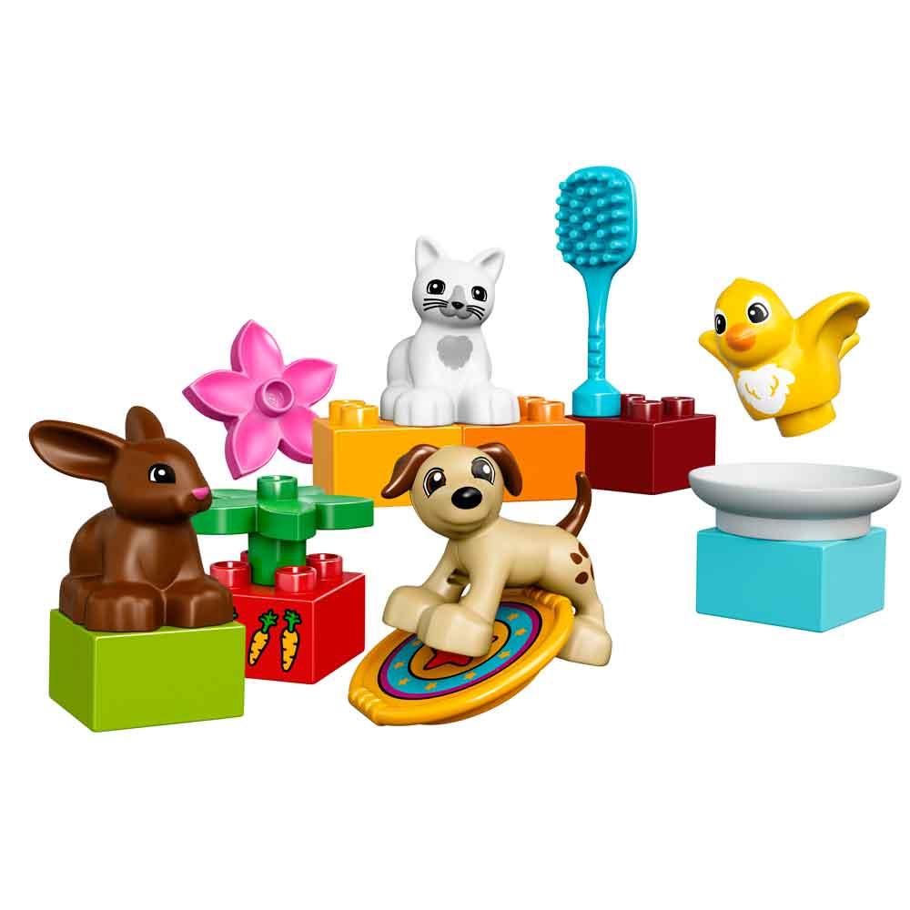LEGO DUPLO FAMILY PETS