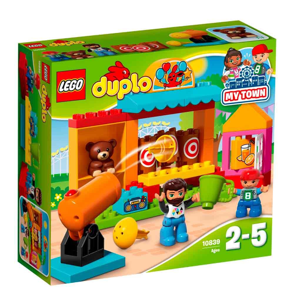 LEGO DUPLO SHOOTING GALLERY