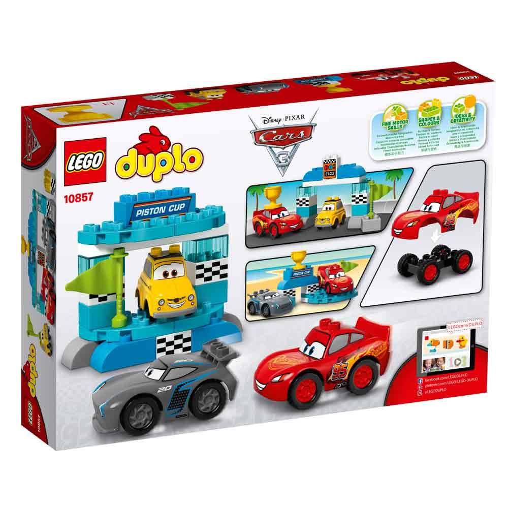 LEGO DUPLO CARS PISTON CUP RACE 2