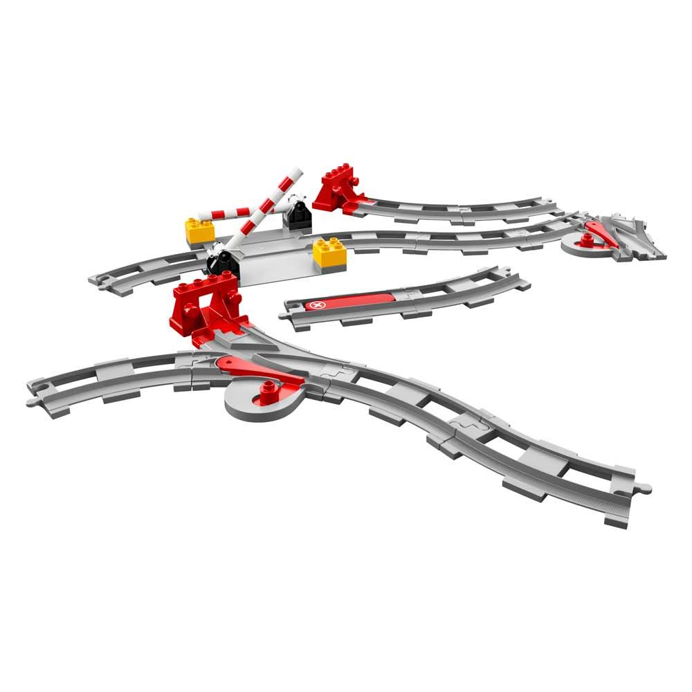 LEGO DUPLO TRAIN TRACKS