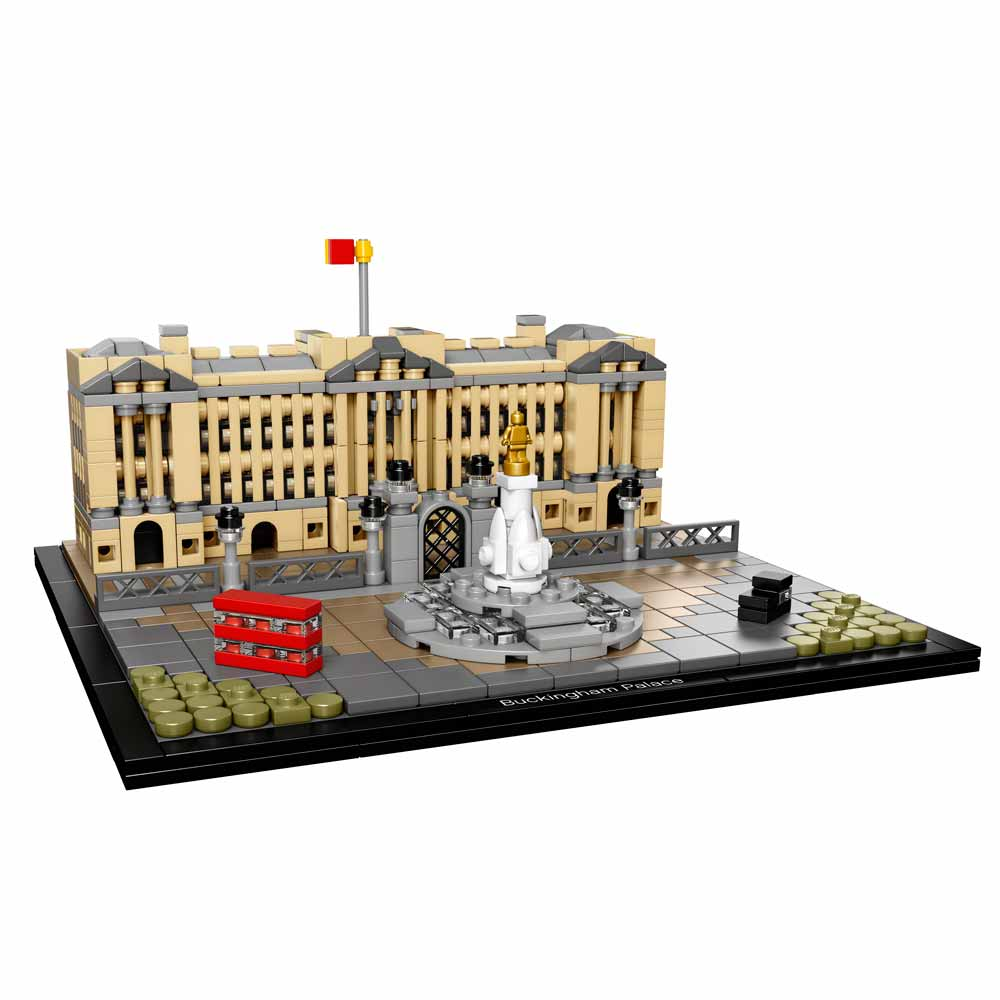 LEGO ARCHITECTURE BUCKINGHAM PALACE