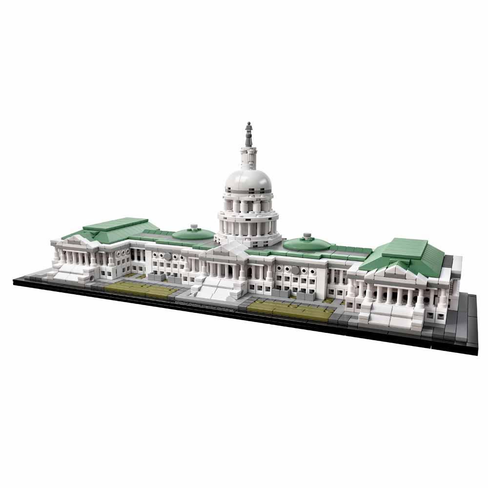 LEGO ARCHITECTURE CAPITOL BUILDING