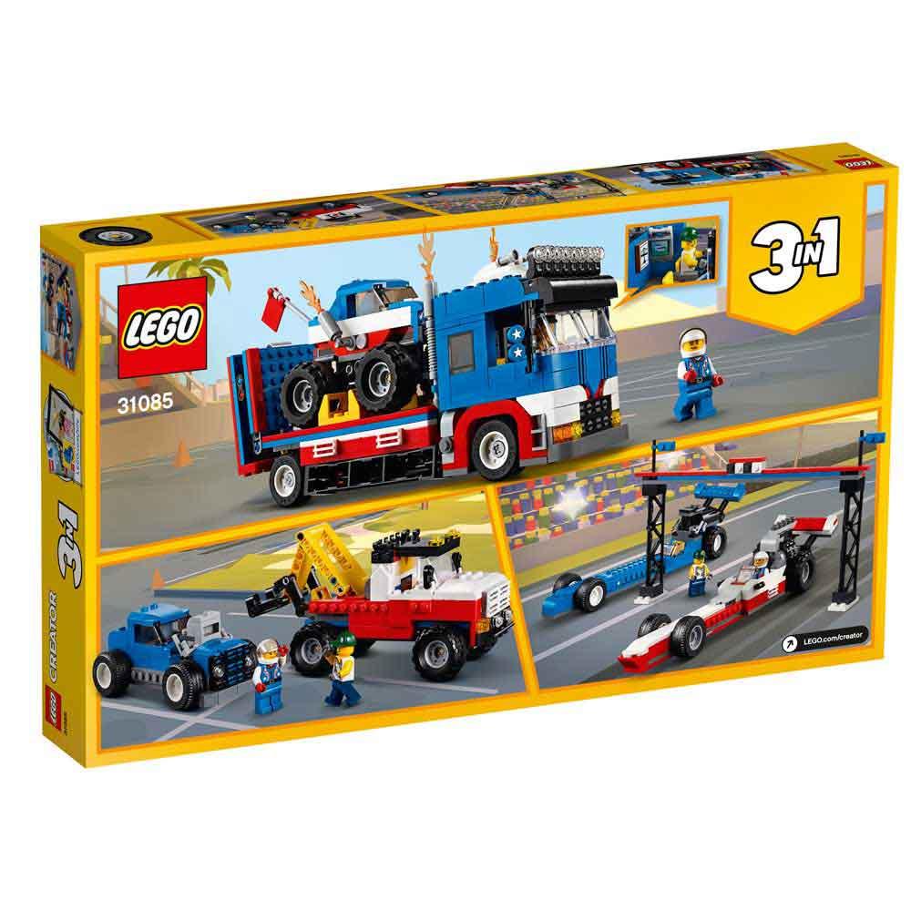 LEGO CREATOR MOBILE STUNT SHOW