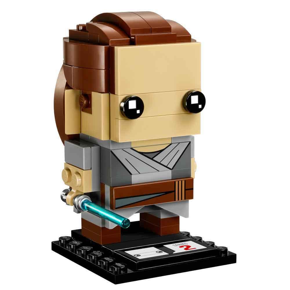 LEGO BRICK HEADZ REY