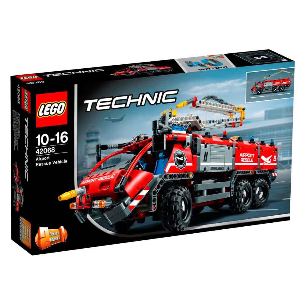 LEGO TECHNIC AIRPORT RESCUE VEHICLE