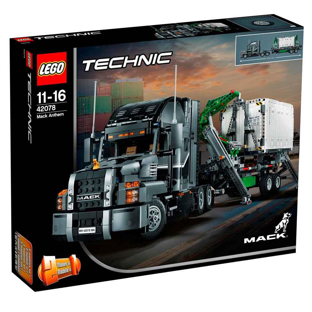 LEGO TECHNIC MACK ANTHEM