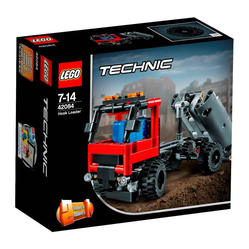 LEGO TECHNIC HOOK LOADER