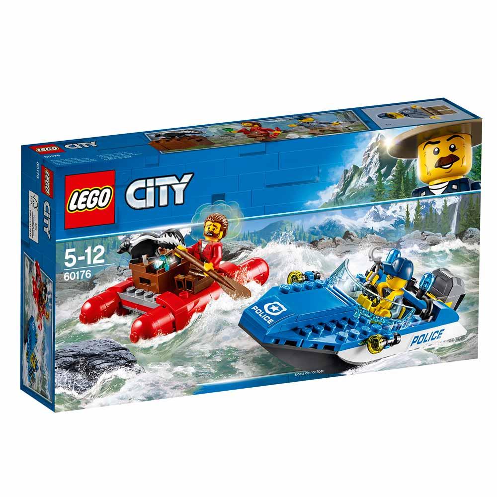 LEGO CITY WILD RIVER ESCAPE