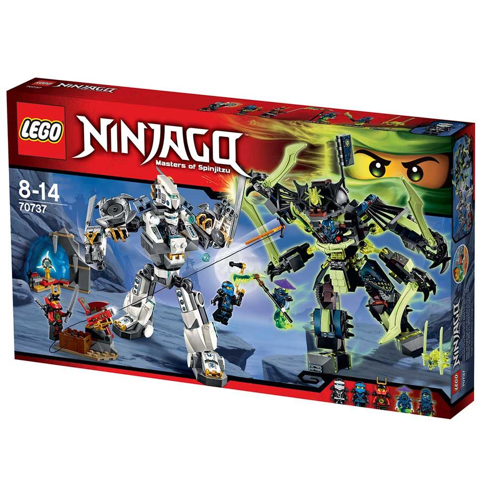 Lego ninjago titan mech battle le70737 dexy co kids - Jeux de ninjago gratuit lego ...