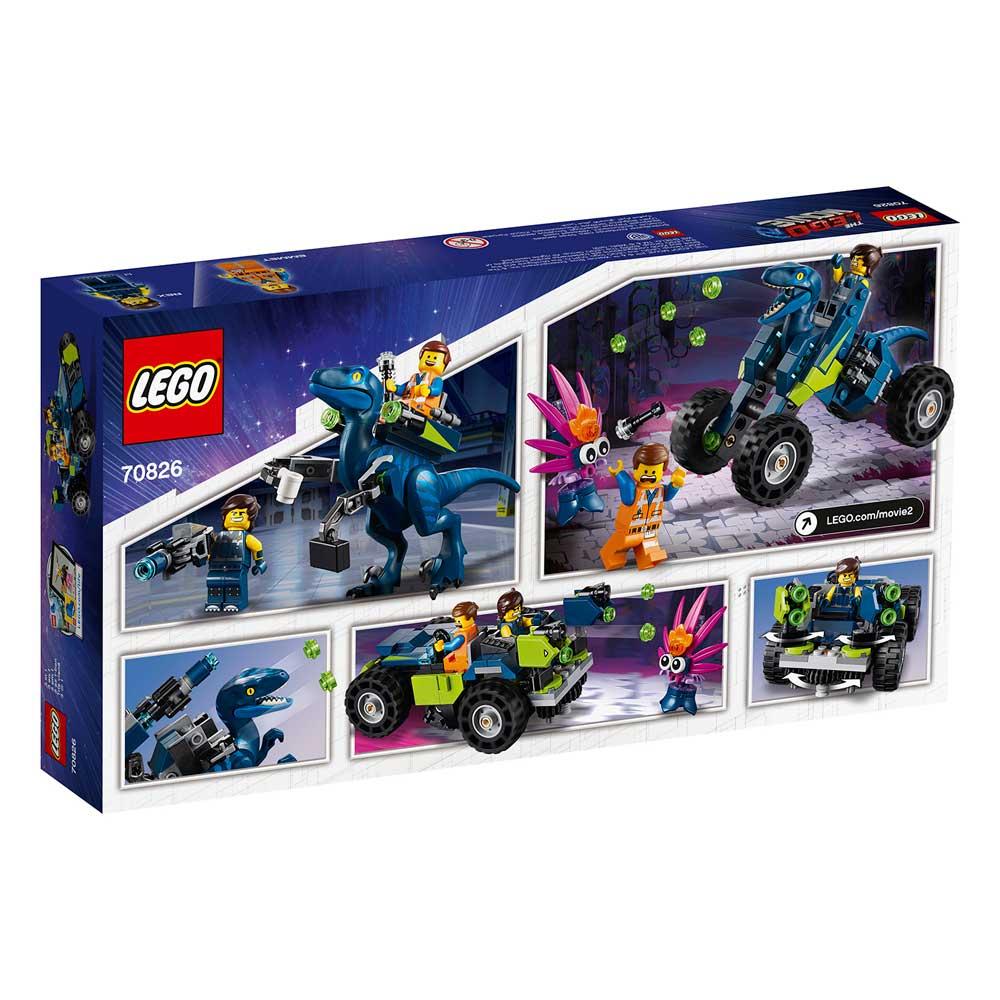 LEGO MOVIE REX'S REX-TREME OFFROADER