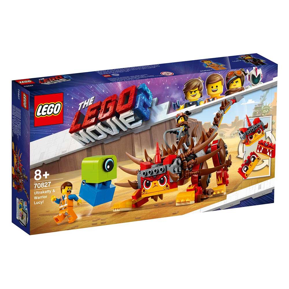 LEGO MOVIE ULTRAKATTY & WARRIOR LUCY