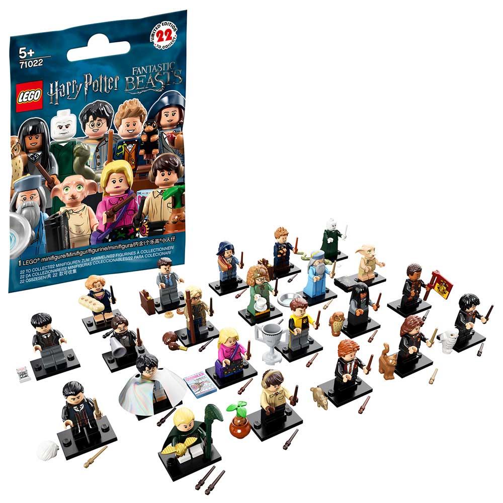 LEGO MINIFIGURES HARRY POTTER