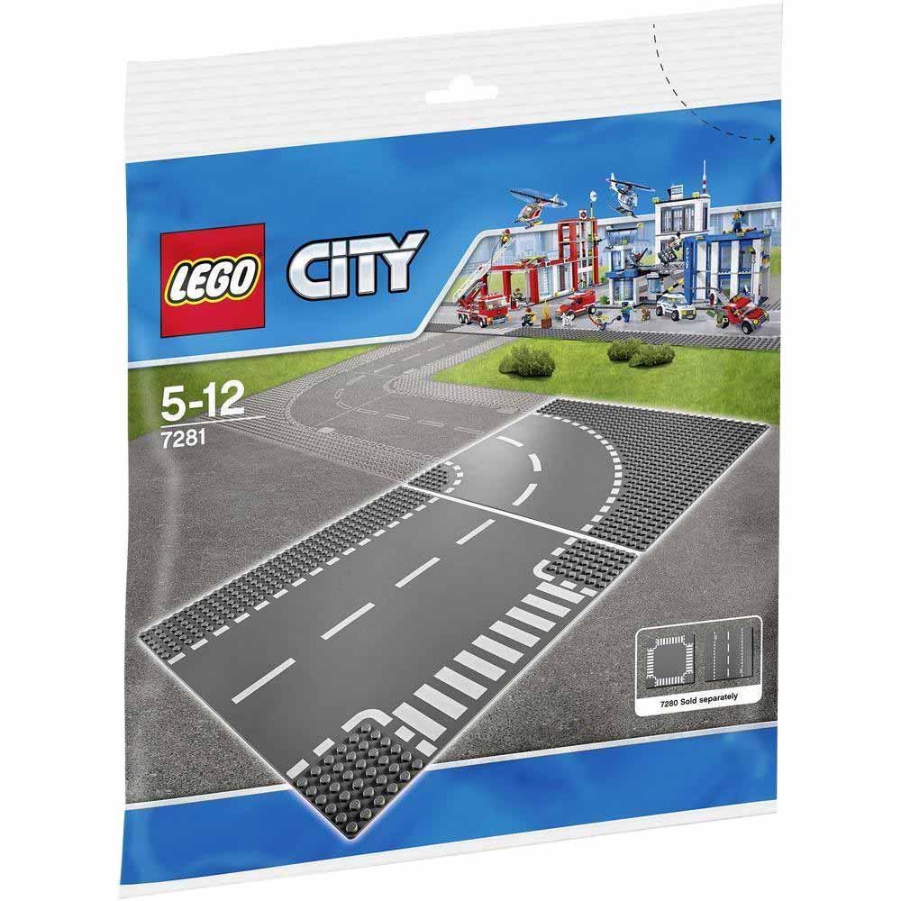 LEGO AUTO STAZA ZAKRIVLJENA