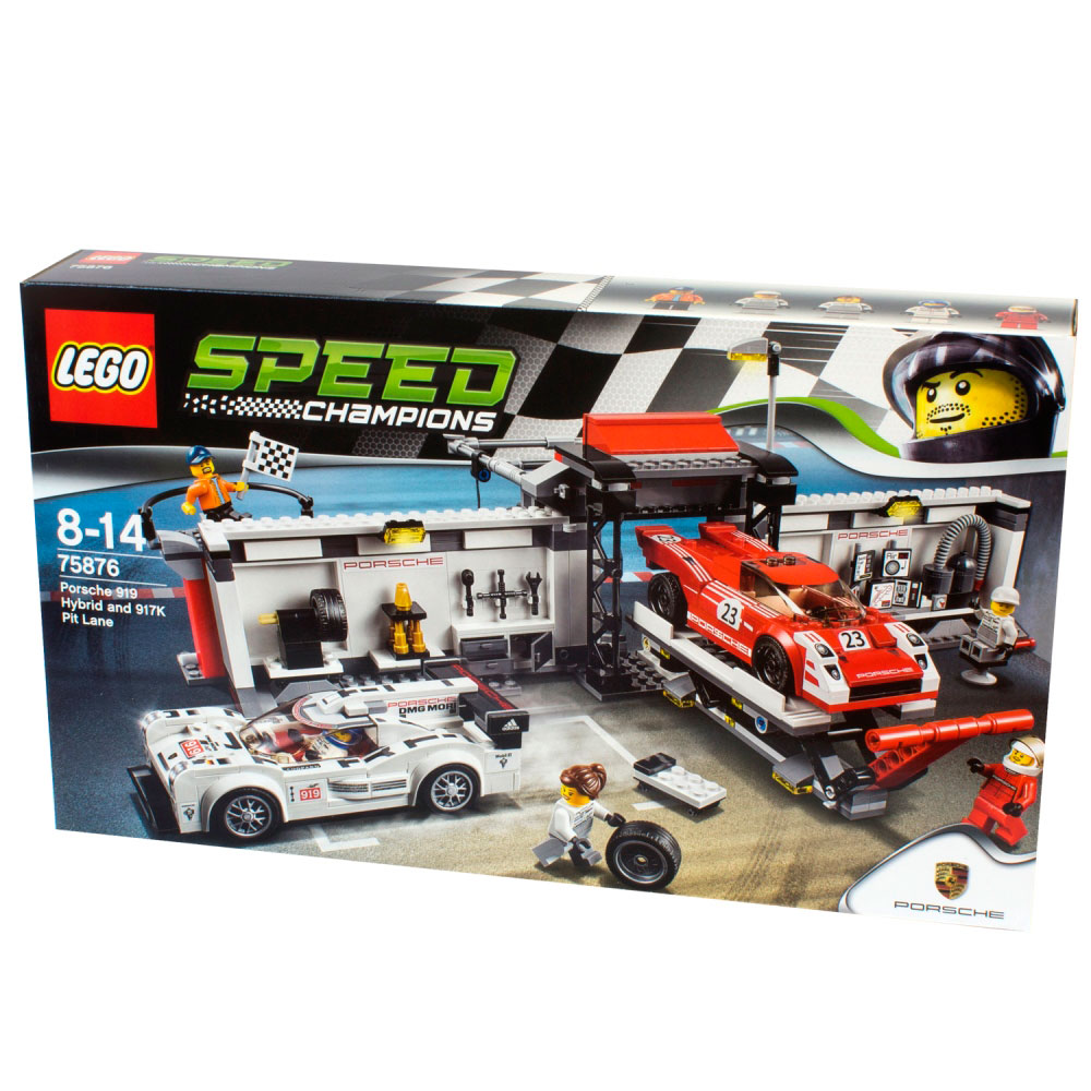 lego speed champions porsche 919 le75876 dexy co kids internet prodavnica. Black Bedroom Furniture Sets. Home Design Ideas