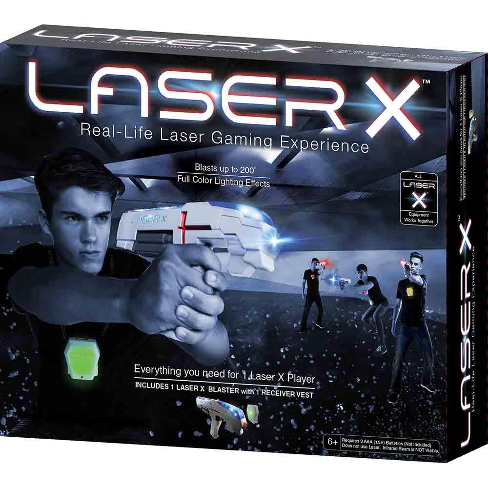 LASER X BLASTER