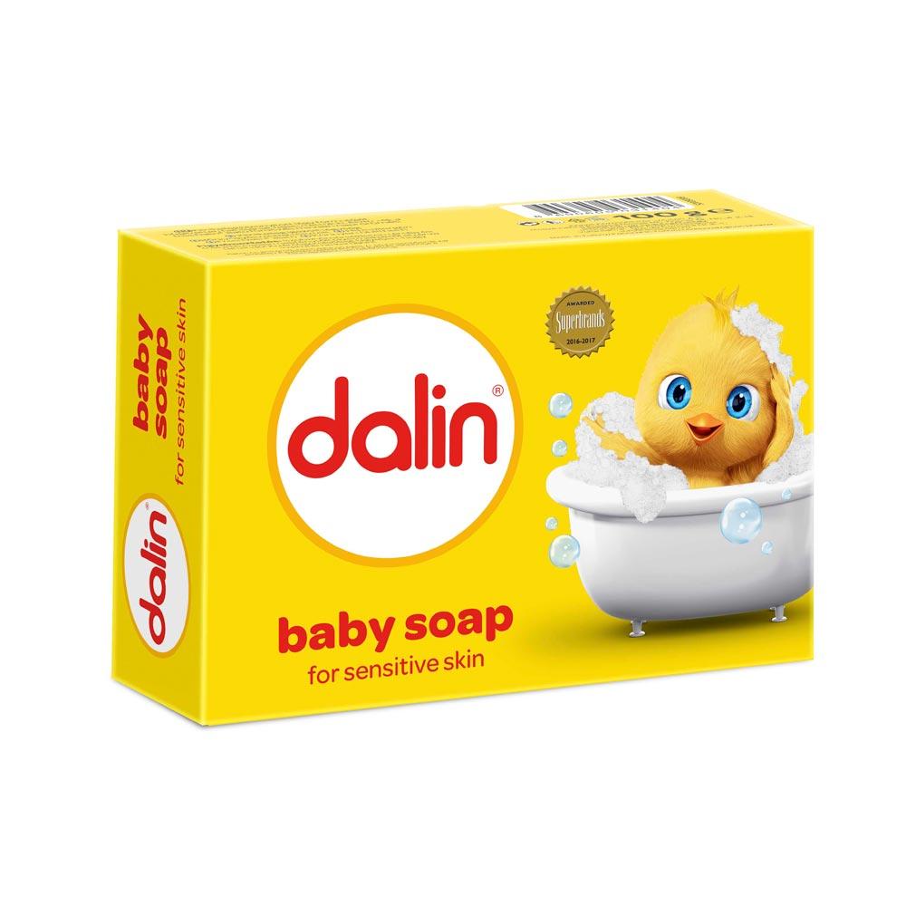 DALIN BEBI SAPUN 100 GR