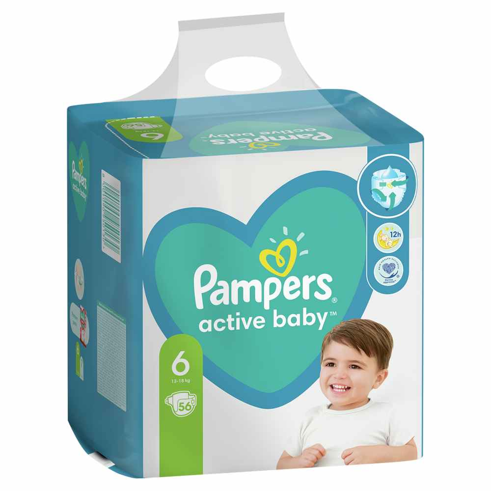 PAMPERS AB GP 6 EXTRA 56