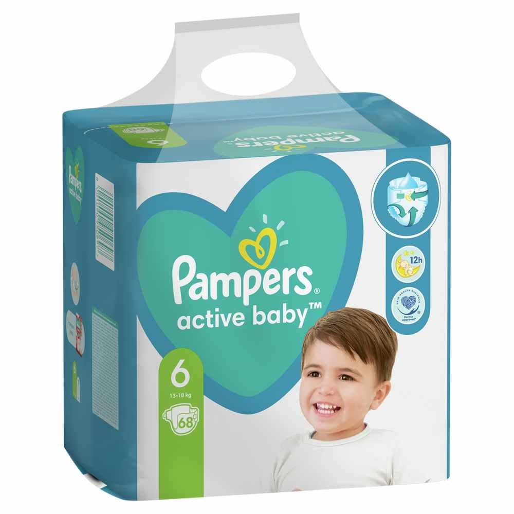 PAMPERS AB GPP 6 LARGE  68