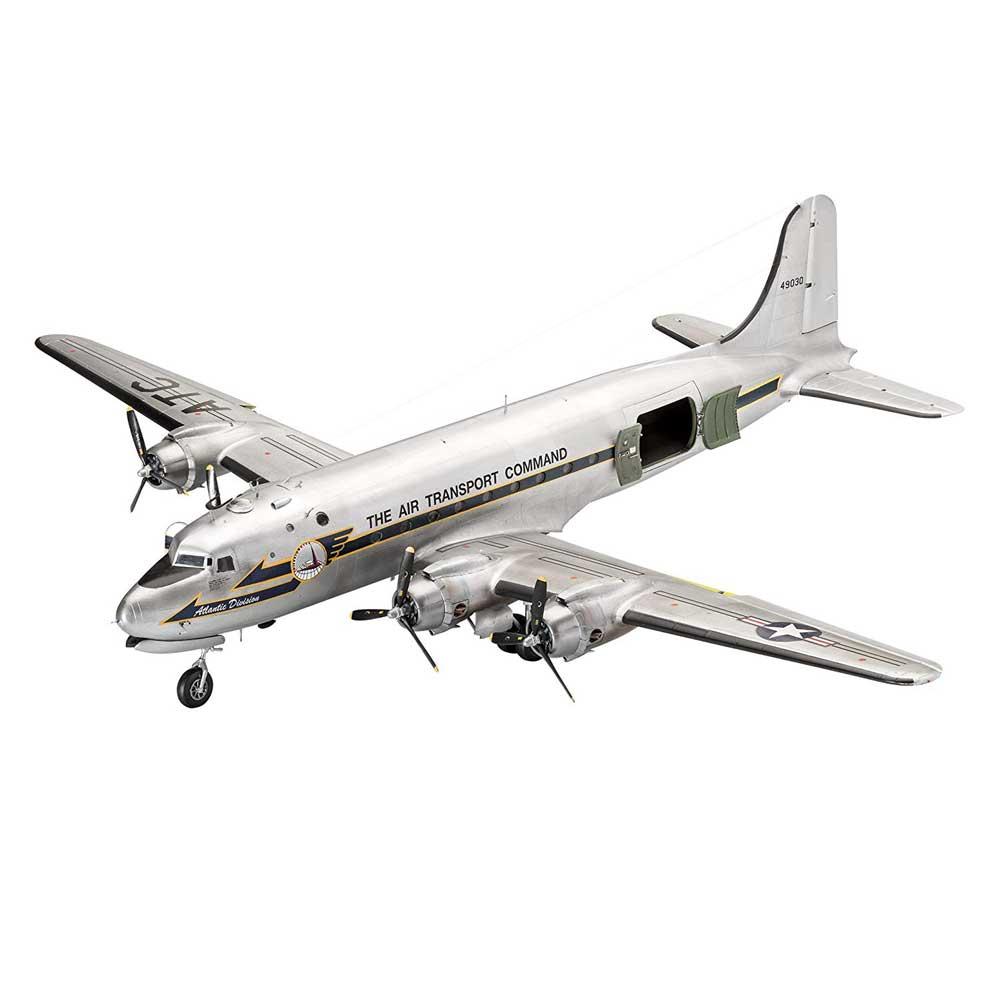 REVELL MAKETA C-54D BERLIN AIRLIFT