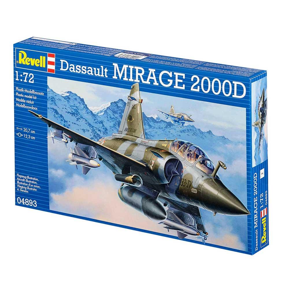 REVELL MAKETA  DASSAULT MIRAGE 2000D