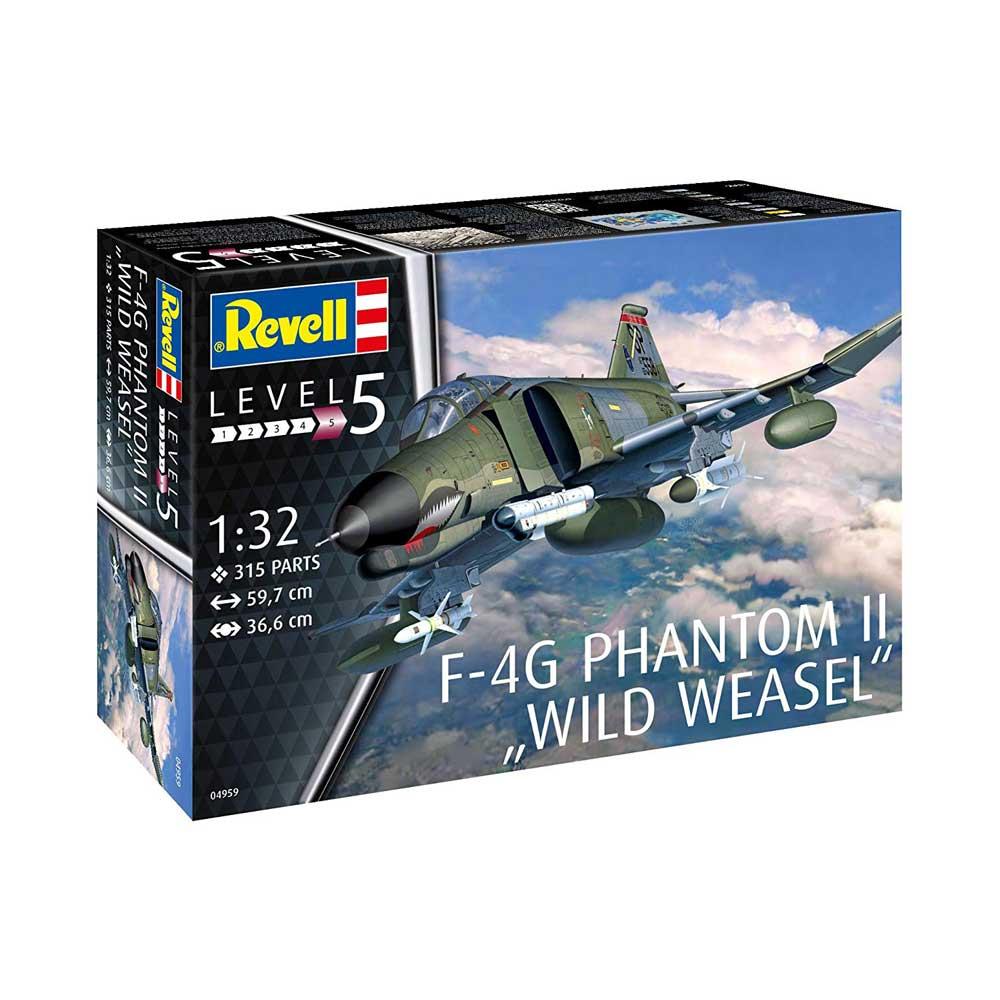 REVELL MAKETA F-4G PHANTOM II