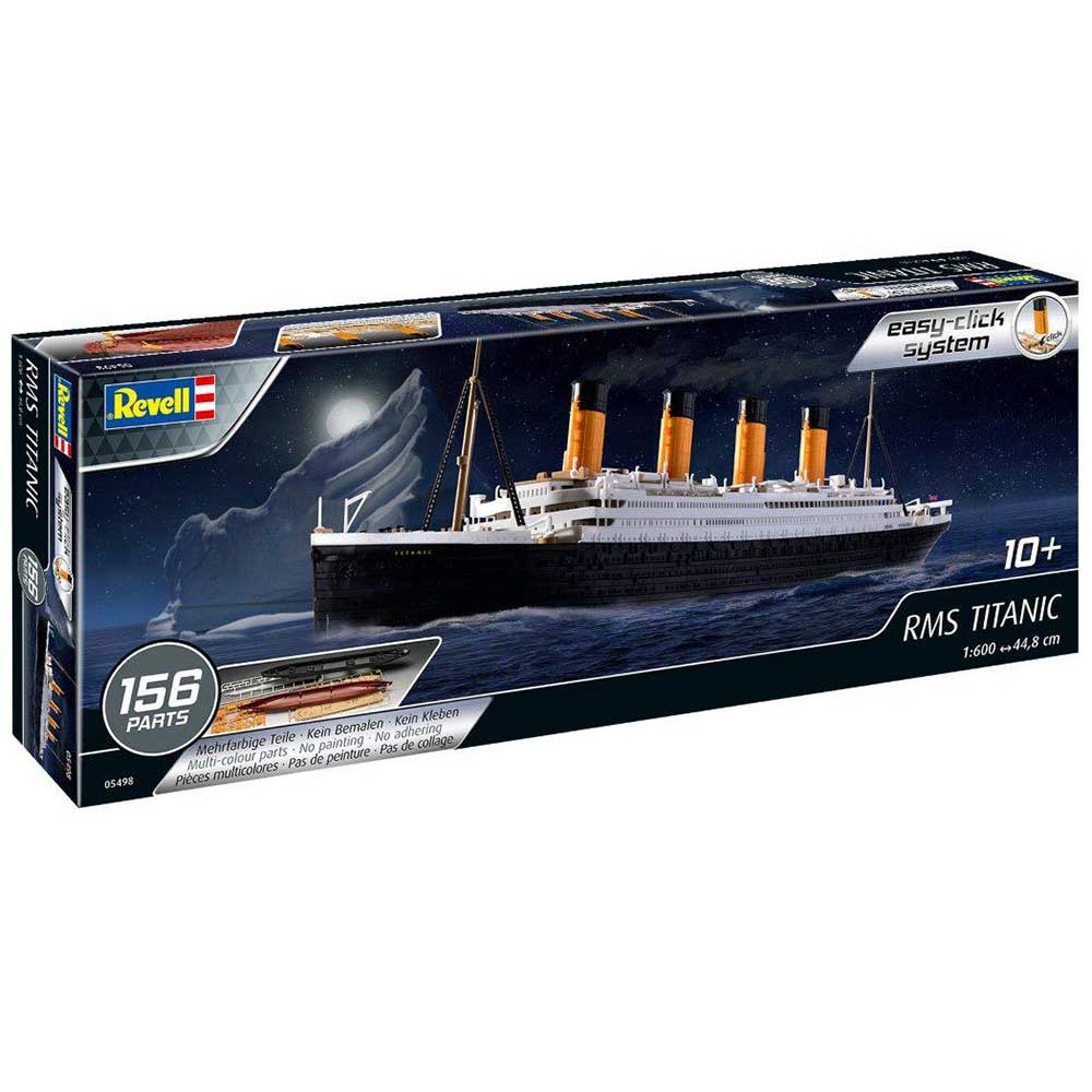 REVELL MAKETA RMS TITANIC
