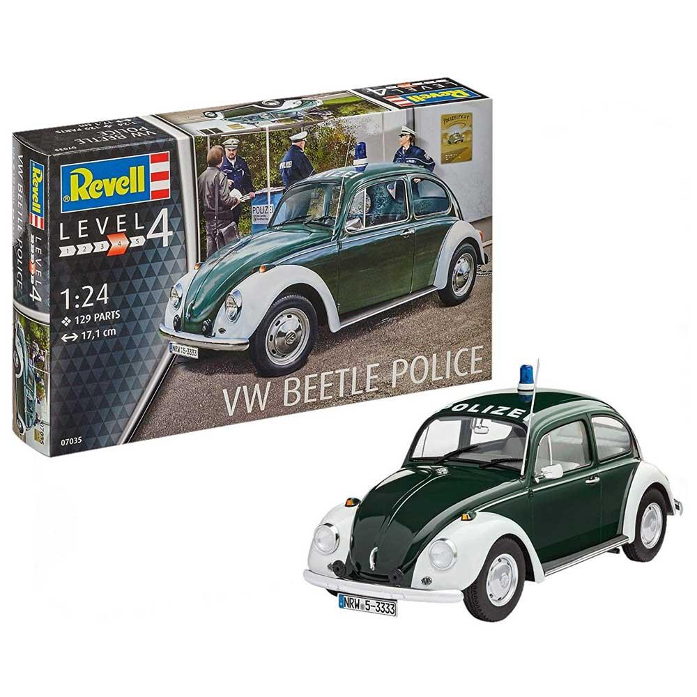 REVELL MAKETA VW BEETLE POLICE