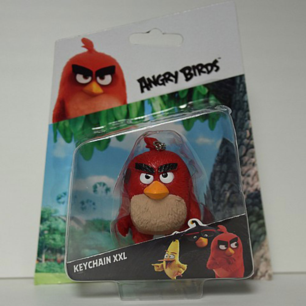 ANGRY  BIRDS FIGURINA PRIVEZAK BLISTER