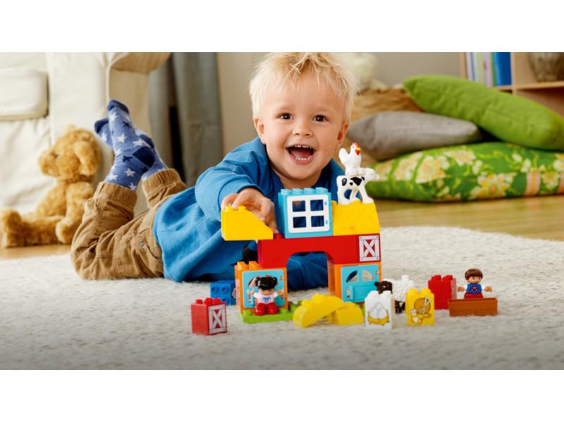 10 prednosti igranja sa igračkama